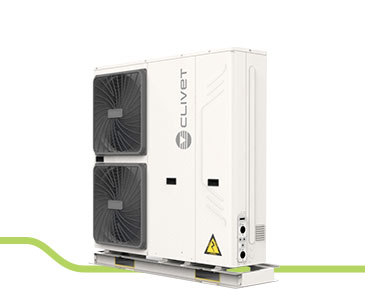 ELFOEnergy EDGE: monoblock heat pump