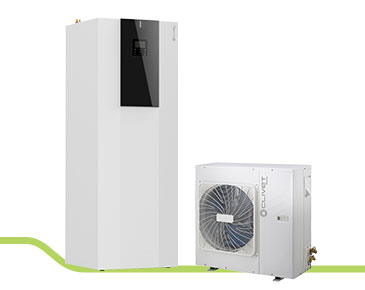 SPHERA EVO the new split heat pump